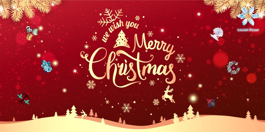 【12月23~25日】氷の国のクリスマス☆